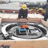 Od는 거치했다, 유압 모터 (SFM6072H)를 가진 관 절단 그리고 경사지는 기계