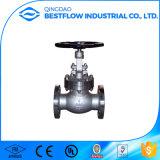 高品質ASME B16.34のステンレス鋼の地球弁200wog