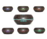 Het donkere Houten Geruisloze Aroma Zonder water Diffuser&Humidifier van de Korrel 300ml