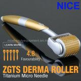 素晴らしい美のZgtsのチタニウムのマイクロ針のDermaのローラー1mm