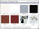 Azulejo de suelo Polished blanco de marfil de la porcelana (VPI6002)