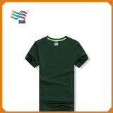 カスタム綿の人は袖カスタムプリントTシャツの速い配達をショートさせる