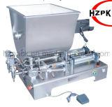 Двойная машина завалки затира головок с упаковкой заполнителя смесителя/затира