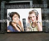 Tablilla de anuncios electrónica de la muestra del LED para hacer publicidad de la pantalla al aire libre de P4.81 SMD LED