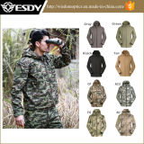 Men's Outdoor Hunting Camping Hoodie Impermeável Casaco Sports Military Jacket
