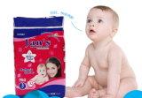처분할 수 있는 아기 기저귀의 높은 흡수와 아기 제품을%s 가진 싼 면 기저귀