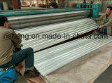 Mercado de Suppling África com a folha de aço galvanizada 0.14-0.6mm da telhadura