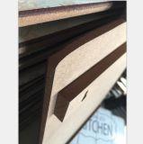 Handmade огорченная металлическая пластинка стены деревянная подписывает 40X60cm