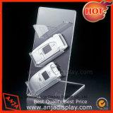 Acryilc estante de exhibición de acrílico del soporte de exhibición del teléfono