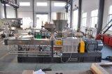 Extrusora de parafuso gêmea deGiro paralela do laboratório para a borracha