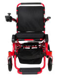 La vespa de la movilidad fácil lleva la silla plegable ligera de la potencia