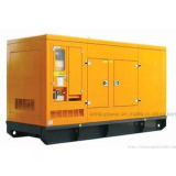 генераторы энергии 80kVA звукоизоляционные Cummins тепловозные с ATS