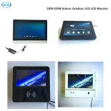 """Metallspant 10.1 """" LCD-Bildschirmanzeige-geöffneter Rahmen für Industrien"""