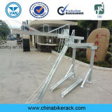2017 Factory New Design Two Tier Bike Rack Double Layer
