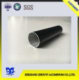 Rundes Aluminiumgefäß