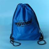 Backpacks луча спорта полиэфира Drawstring 210d Cinch Reuasble