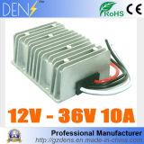 O conversor impermeável 12V de DC/DC intensifica ao módulo do impulso da fonte de alimentação de 36V 10A 360W