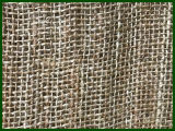 panno Hessian della iuta 100%Natural per costruzione