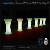 Mesa redonda de la mesa de centro caliente de la venta LED