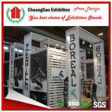 Сильная и прочная стойка выставки с алюминиевой будочкой