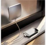 Cargador solar de la ventana, cargador solar del teléfono móvil, banco solar de la energía de la ventana