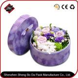 ギフトのためのカスタマイズされた印刷のロゴの花または堅いですか木箱