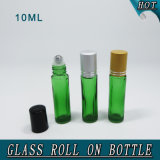 10ml Colonne Green Essential Oil Roll on Glass Biberon