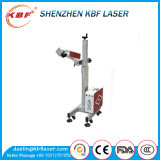 Máquina da marcação do laser da fibra da mosca da alta qualidade para cabos e fios da impressão