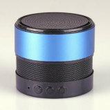 Haut-parleur professionnel stéréo de Bluetooth de radio d'alliage d'aluminium mini