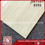 Linestoneの床および壁のためのNano磨かれた極度の光沢のある磁器のタイル