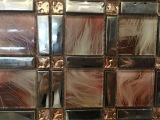 Mattonelle di mosaico di vetro antisdrucciolevoli di prezzi poco costosi del fornitore della Cina
