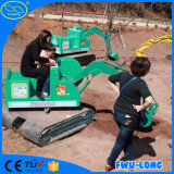 Горячая езда детей малышей сбывания на электрической миниой землечерпалке