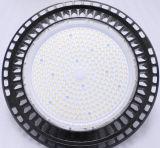 2016 nuevo tipo alta iluminación Meanwell 200W de la bahía LED del UFO con el certificado del Ce de la UL
