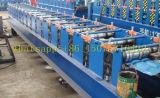 Rodillo coloreado de acero del panel de apartadero que forma la máquina