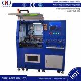 Qualitäts-Metallglas gestaltet Küche-Ware-Ausschnitt-Laser-Maschine durch Fiber Laser