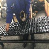 Parafuso na almofada da máquina escavadora da almofada da trilha 101-300 135-400 154-450 171-500 190-600 da almofada de borracha 101-250