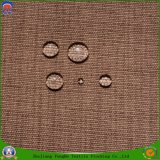 Poliéster tecido matéria têxtil franco impermeável que reune a tela da cortina do escurecimento para a cortina Pronto-Louca do indicador