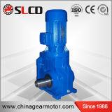 機械のためのKcシリーズ直角シャフトの螺旋形の変速機の専門の製造業者