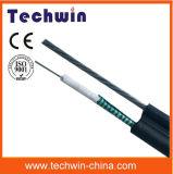 Лист данным по Techwin технически для напольного кабеля Gyxtc8s оптического волокна одиночного режима (G. 652D)
