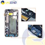 Первоначально неподдельный агрегат цифрователя касания индикации экрана LCD для корабля края G9205 галактики S6 Samsung DHL