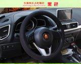 Accessori di tela promozionali del manicotto del coperchio del volante dell'automobile del tessuto di Hotsales