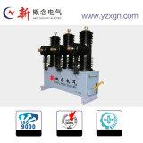 Corta-circuito de alto voltaje sin necesidad de mantenimiento magnético permanente del vacío