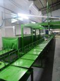 60, 80, cadena de producción de la asamblea de 100 de la estación zapatos de la PU