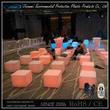 Muebles de la silla LED del cubo para el club nocturno de la barra