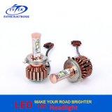 Farol inovativo do diodo emissor de luz do produto 40W 3600lm dos produtos novos 2016 para o carro e a motocicleta com diodo emissor de luz H4 do CREE