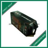 uma caixa ondulada da caixa da flauta para o empacotamento do extintor de incêndio
