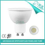 220V 7W PFEILER GU10 LED Scheinwerfer mit warmem Weiß