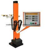 Motor automático de la máquina de capa del polvo