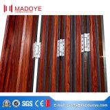 Spezialgebiets-Aluminiumlegierung-Rahmen-große Falz-Tür