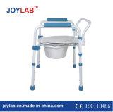 Precio plegable de la silla de la cómoda del tocador del taburete del baño del cuidado médico